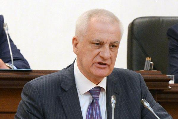 Скончался глава Северной Осетии Тамерлан Агузаров