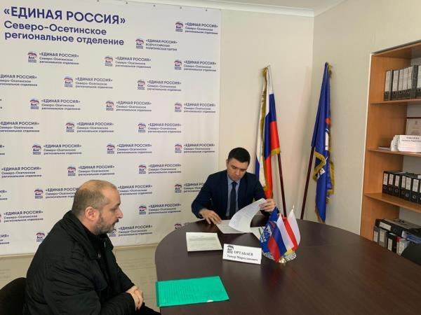 Тимур Ортабаев провел прием граждан
